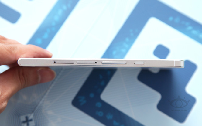 HUAWEI Ascend P6 early experience
