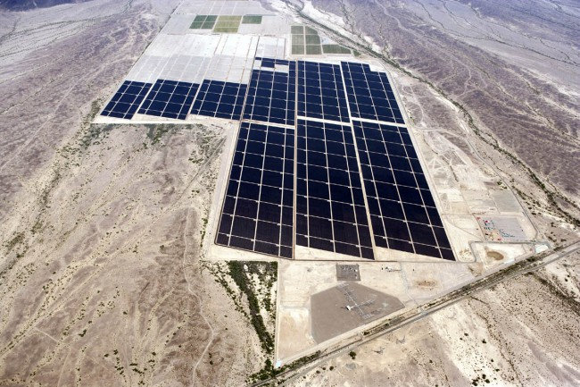 Alternative energy the sun air and water - Agua caliente solar ...