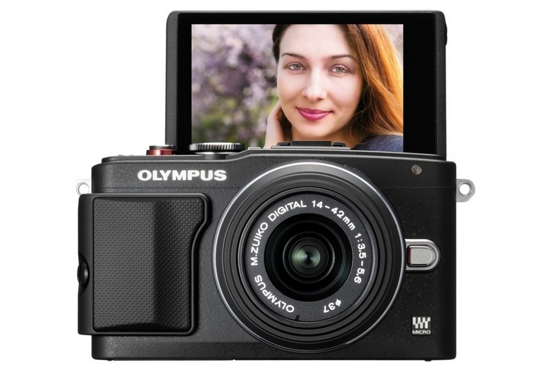 Camera Olympus PEN E-PL6 already in Europe