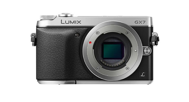 Digital Camera Panasonic Lumix GX7 will swivel screen and viewfinder