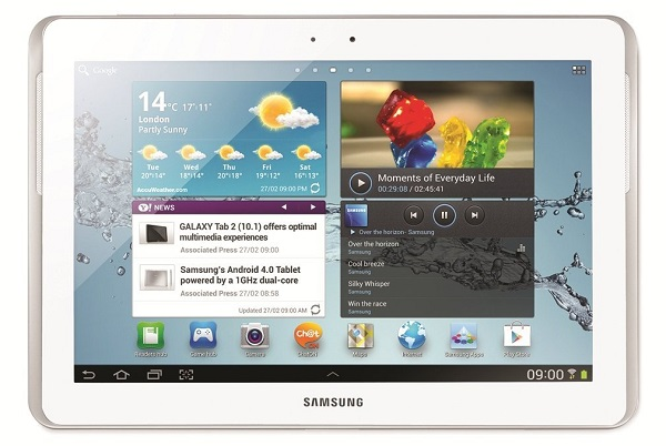how to change user on samsung tablet