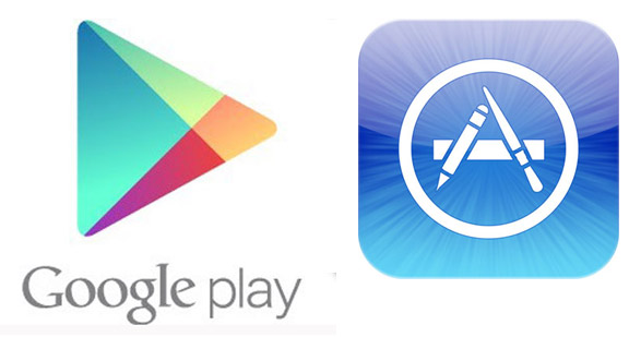 Google Play App Store has outstripped the number of ...