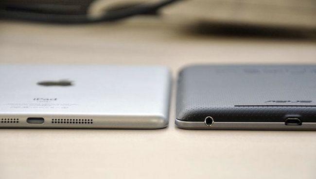 The new Nexus 7 and the future of iPad mini