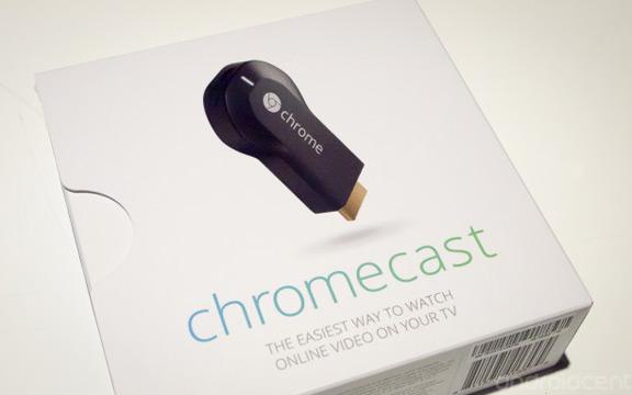 Chromecast No Signal