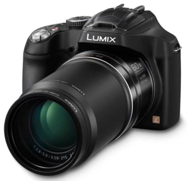 Panasonic introduced the camera – world record-zoom
