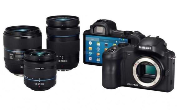 Samsung Galaxy Room NX appear on the network initial prices