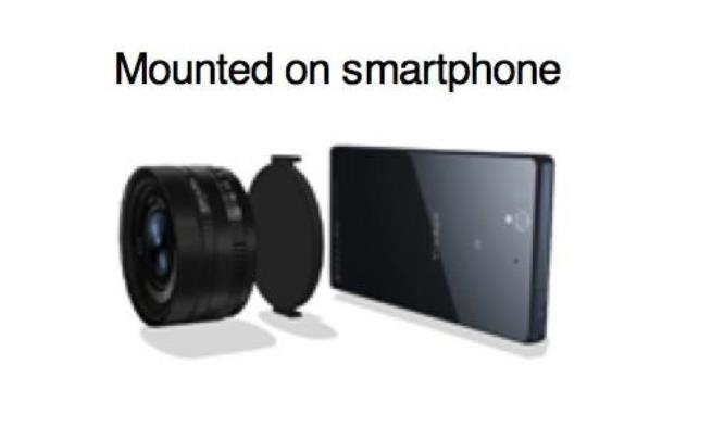 Sony is preparing a Set-Top Box camera for smartphones