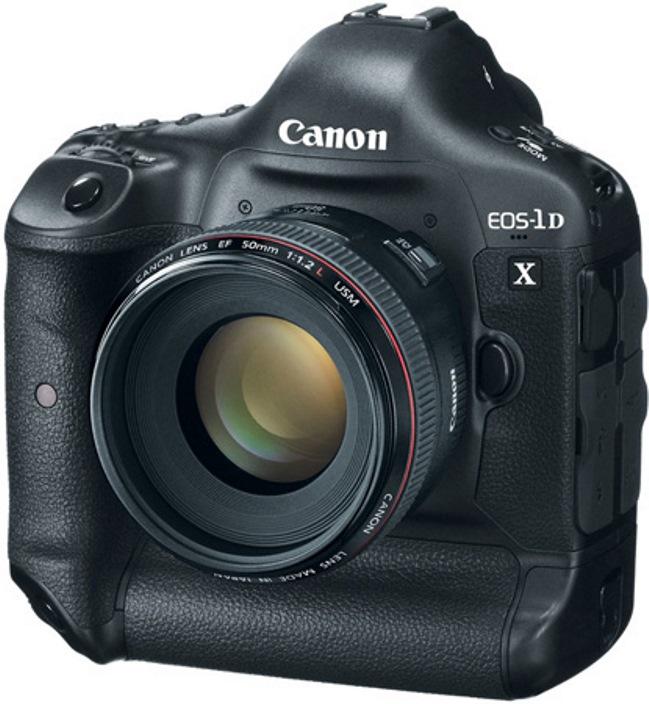 Testing the Canon DSLR camera with 75-megapixel sensor