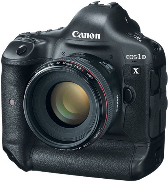 Testing the Canon DSLR camera with 75-megapixel sensor