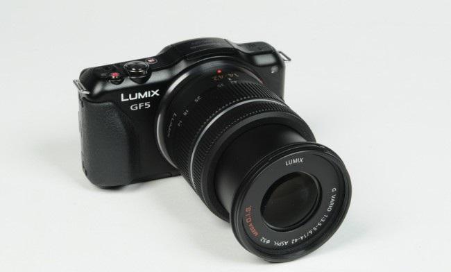 Review of Camera Panasonic Lumix GF5-raqwe.com-13