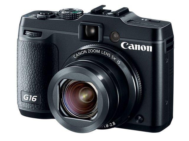 Canon announced several new cameras