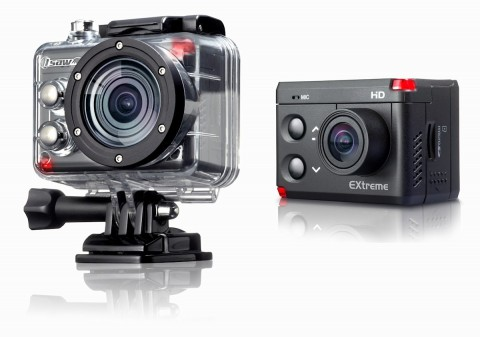 Extreme video camera ISAW A3 Extreme entered the market