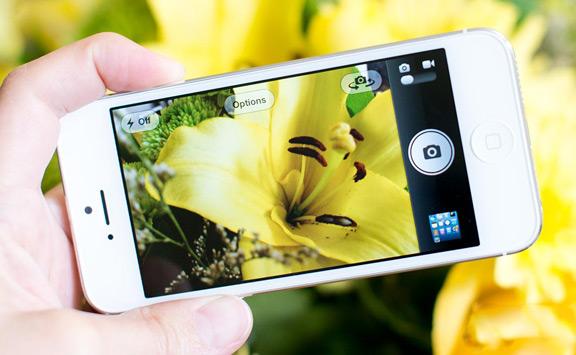 Как сделать iphone камерой