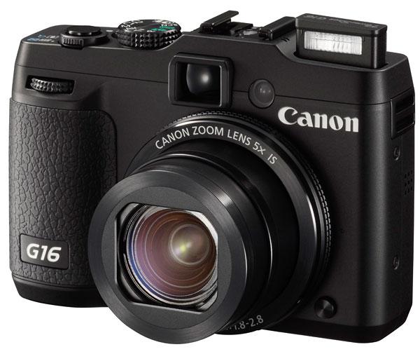 Quick Camera Canon PowerShot G16 and PowerShot S120