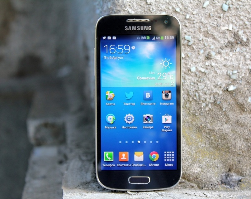Review of Samsung Galaxy S4 Mini Duos (i9192)