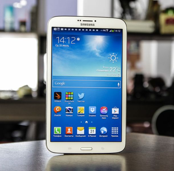 Review of Samsung Galaxy Tab 3 (8.0)