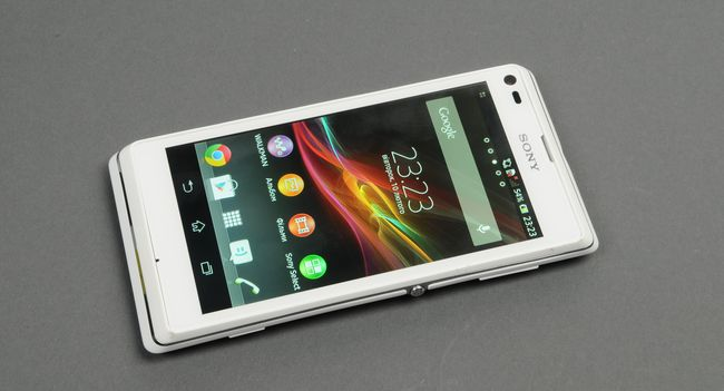 Review of the smartphone Sony Xperia L