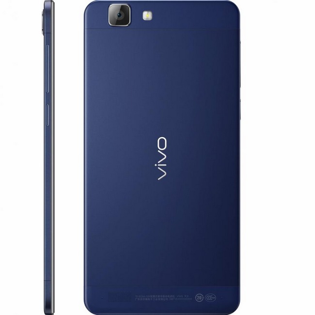 Hi-tech News: Vivo X3: smartphone with a thickness of 5.75 mm