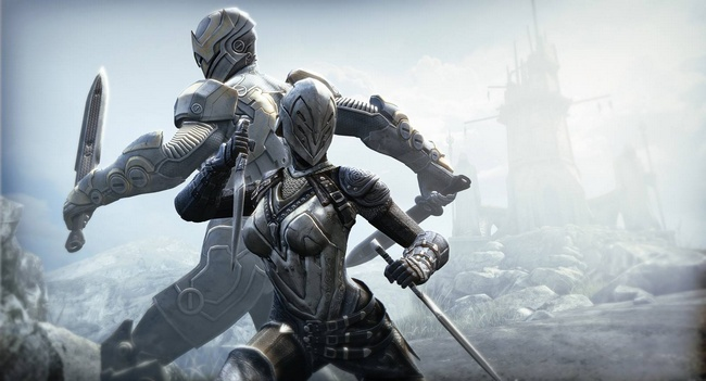 Infinity Blade III: The Neverending Story