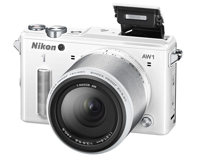 Nikon 1 AW1: Underwater mirrorless camera
