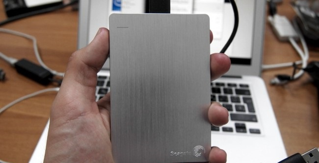 Quick review of external portable drive Seagate Slim hard drive to 500 GB