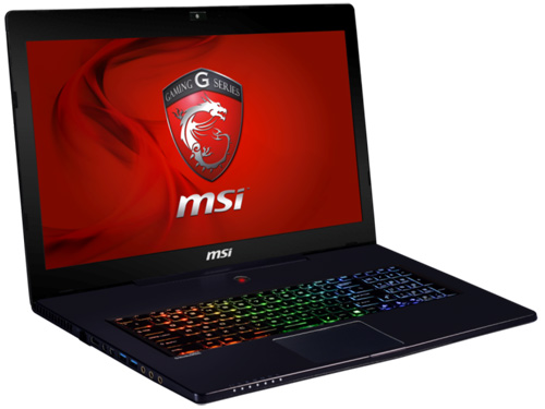 Review of gaming laptop MSI GS70