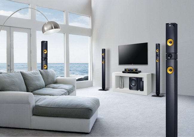 Review of Home Theater LG BH9530TW