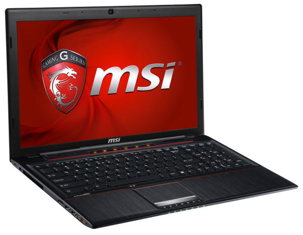 Review of the Netbook MSI GP60 2OD