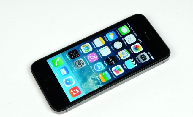 Review of smartphone Apple iPhone 5S