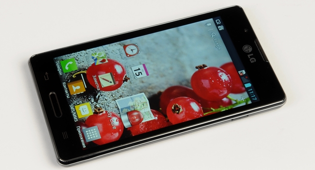 Review of the smartphone LG Optimus L7 II