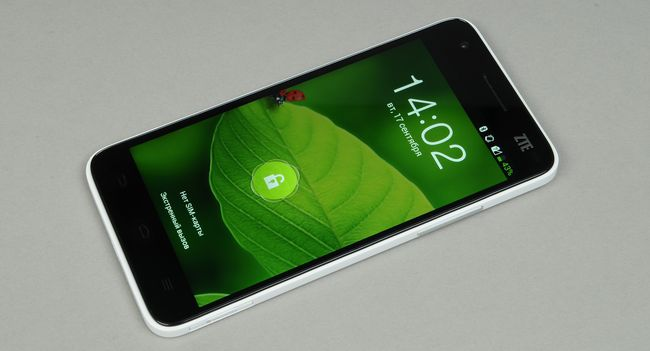 Review ZTE Grand S (V988)