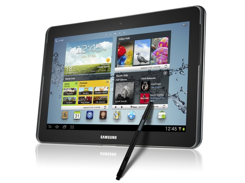 Samsung is preparing a large tablet Galaxy Note 12.2