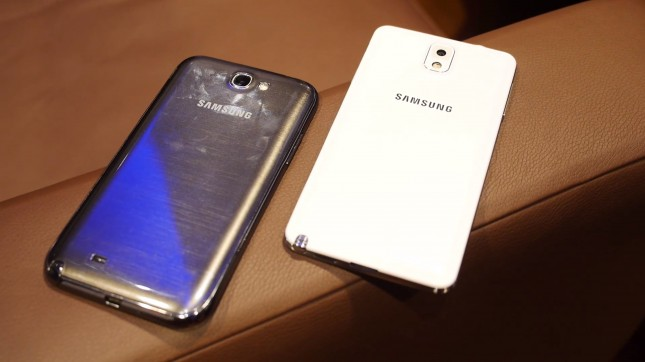 Samsung sold 38 million smartphones in a line of Note