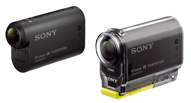 Sony has introduced a waterproof action camera Action Cam HDR-AS30V with Wi-Fi module