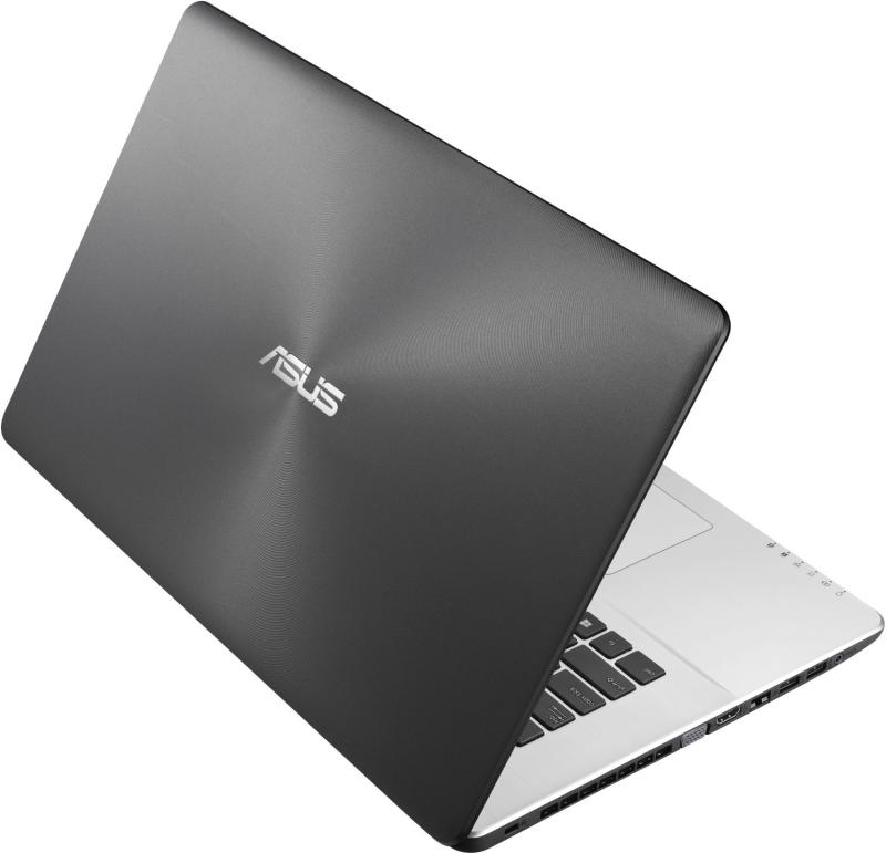Overview multimedia notebook ASUS K750JA