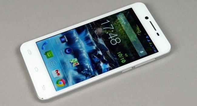 Review of smartphone Gigabyte Gsmart Sierra S1