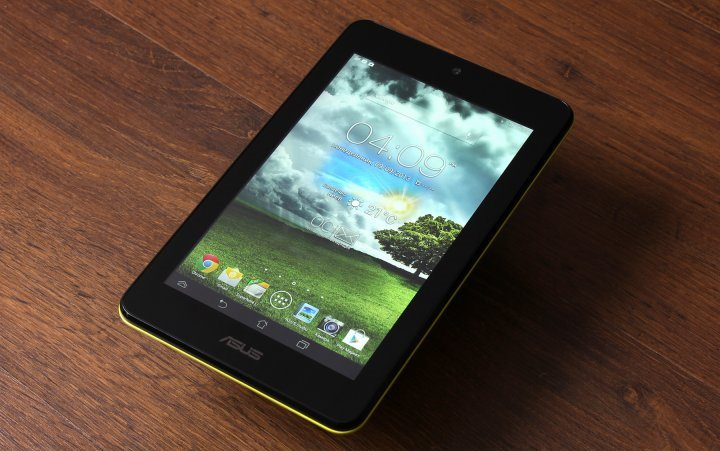 Review of the tablet Asus MeMO Pad HD 7: Almost Nexus