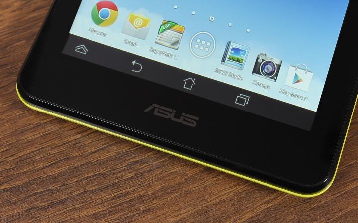 Review of the tablet Asus MeMO Pad HD 7: Almost Nexus