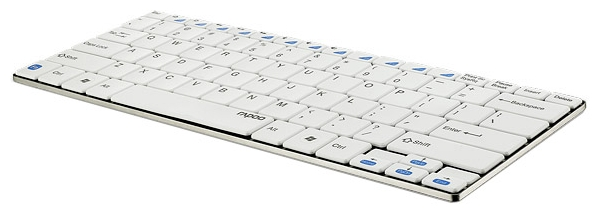 Review Wireless Keyboard Rapoo E6100