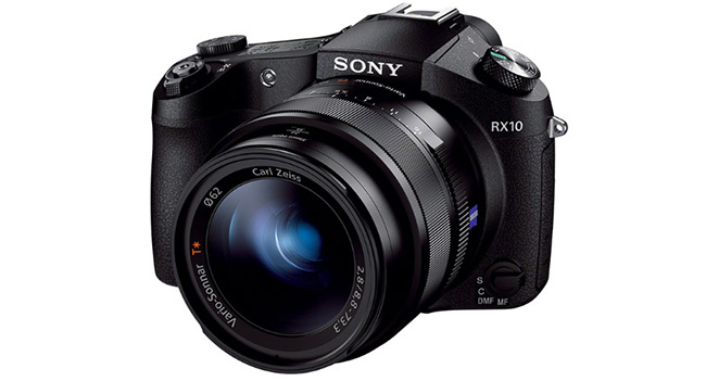 Sony Cyber-shot RX10 – Camera with 1-inch sensor and a wide aperture lens