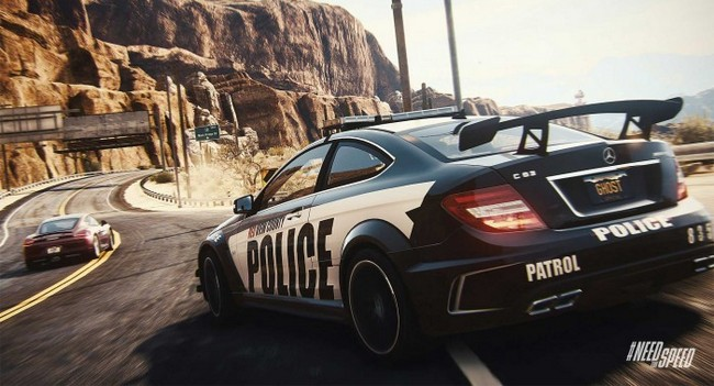 Need for Speed Rivals: cops and robbers