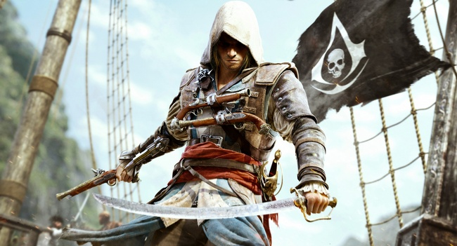 Assassin's Creed IV: Black Flag – louis and piastres ringing