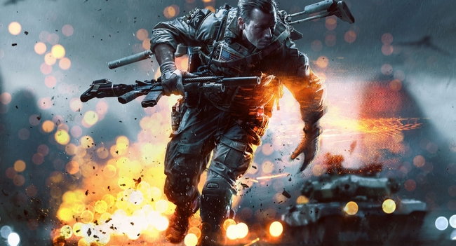 Battlefield 4: destroy, destroy and tear apart