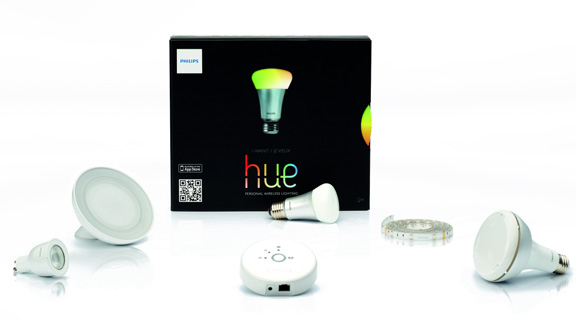 Philips Has Announced A New Lamp Hue Br30 Managed To Ios
