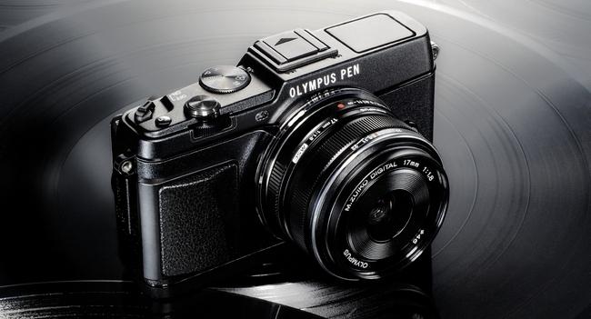 Review mirrorless camera Olympus Pen E-P5