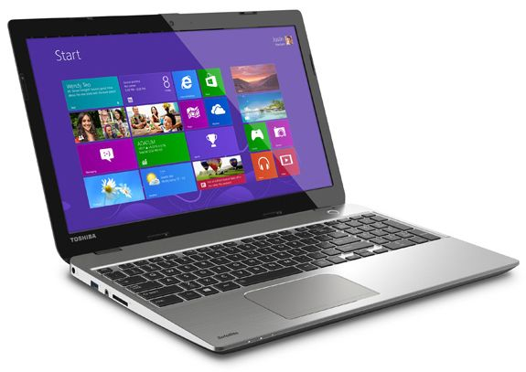Ultrabook Toshiba Satellite E55t Review