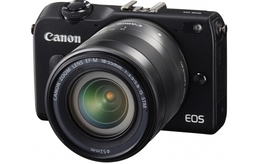 Canon introduces its new mirrorless EOS M2