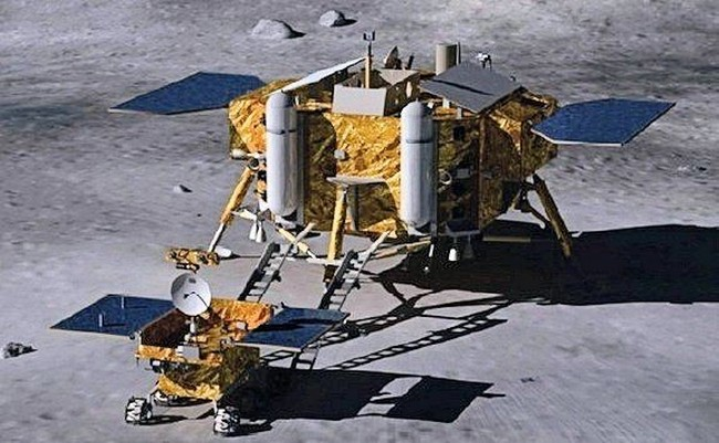 chinese lunar spacecraft - photo #7