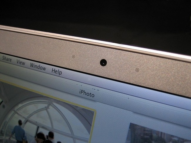 ISight camera Apple computers can keep a record secret from users