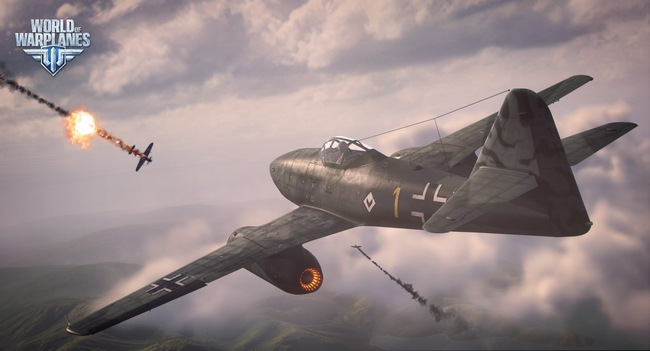 World of Warplanes – everything from screws!